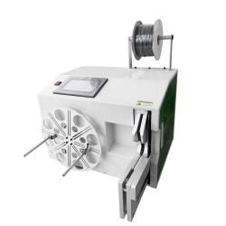 WPM-212L Automactic coiling tying machine (Tie diameter 40mm-80mm)